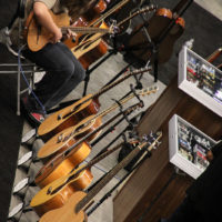 2017 IBMA World Of Bluegrass in Raleigh - photo by Frank Baker