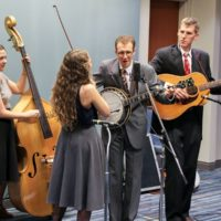 High Fidelity at the 2017 World Of Bluegrass - photo by Frank Baker