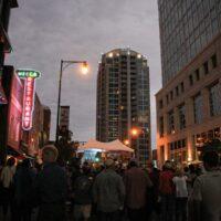 2017 Wide Open Bluegrass StreetFest - photo by Frank Baker