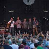 The Infamous Stringdusters at The Festy, 2017 - photo by Gina Elliott Proulx