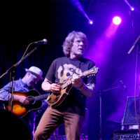 Sam Bush at the 2017 Festy Experience - photo by Teresa Gereaux