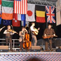 Steelwind at the 2017 Oklahoma International Bluegrass Festival - photo by Pamm Tucker