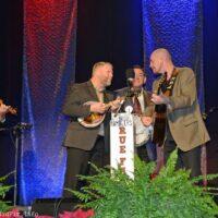 Joe Mullins & The Radio Ramblers at the Fall 2017 Southern Ohio Indoor Music Festival - photo © Bill Warren