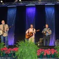 Lonesome River Band at the Fall 2017 Southern Ohio Indoor Music Festival - photo © Bill Warren