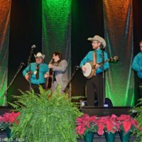 Ralph Stanley II & The Clinch Mountain Boys at the Fall 2017 Southern Ohio Indoor Music Festival - photo © Bill Warren