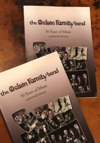 The McLain Family Band - 50 Years of Music