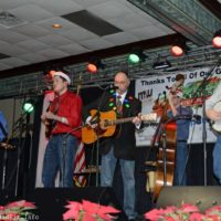 Jeff Brown & Still Lonesome at the 2017 Bluegrass Christmas In The Smokies festival - photo © Bill Warren