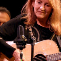 Claire Lynch with Phil Leadbetter & the All-Stars of Bluegrass at the Bijou Theater in Knoxville