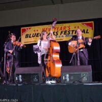 Penny Creek at the 2018 Jekyll Island Bluegrass Festival - photo © Bill Warren