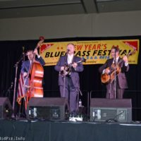 Primitive Quartet at the 2018 Jekyll Island Bluegrass Festival - photo © Bill Warren