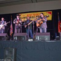 Doyle Lawson & Quicksilver at the 2018 Jekyll Island Bluegrass Festival - photo © Bill Warren