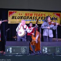 Little Roy & Lizzy at the 2018 Jekyll Island Bluegrass Festival - photo © Bill Warren
