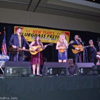 Rhonda Vincent & The Rage at the 2018 Jekyll Island Bluegrass Festival - photo © Bill Warren