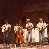 Red Wine at Savona Fortezza Priamara circa 1982