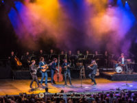 Steep Canyon Rangers album release concert in Asheville, NC