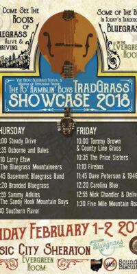 TradGrass Showcase 2018