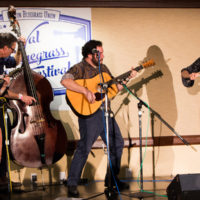Bluegrass Collusion at the 2018 Joe Val Bluegrass Festival - photo © Tara Linhardt