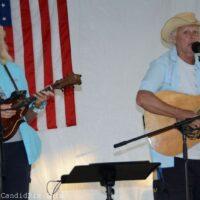 Open mic participant at the 2018 Florida Bluegrass Classic - photo © Bill Warren