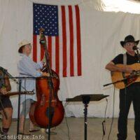 Open mic participants at the 2018 Florida Bluegrass Classic - photo © Bill Warren