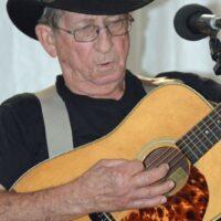 Willie Miller entertains at the 2018 Florida Bluegrass Classic - photo © Bill Warren