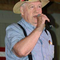 Norman Adams at the 2018 Palatka Bluegrass Festival - photo © Bill Warren