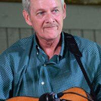 Tommy Long at the 2018 Palatka Bluegrass Festival - photo © Bill Warren