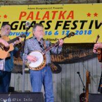 Dry Branch Fire Squad at the 2018 Palatka Bluegrass Festival - photo © Bill Warren