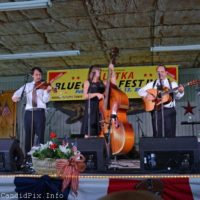 Penny Creek at the 2018 Palatka Bluegrass Festival - photo © Bill Warren