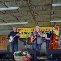 The Gibson Brothers at the 2018 Palatka Bluegrass Festival - photo © Bill Warren