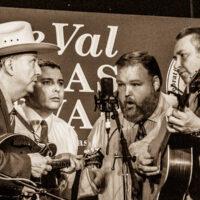 David Davis & the Warrior River Boys at the 2018 Joe Val Bluegrass Festival - photo © Tara Linhardt