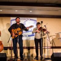 ED and the Darellicks at the 2018 Joe Val Bluegrass Festival - photo © Tara Linhardt