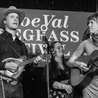 Foghorn String Band at the 2018 Joe Val Bluegrass Festival - photo © Tara Linhardt