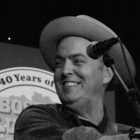 Leigh Gibson at the 2018 Joe Val Bluegrass Festival - photo © Tara Linhardt