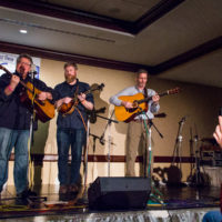 Old 11 at the 2018 Joe Val Bluegrass Festival - photo © Tara Linhardt