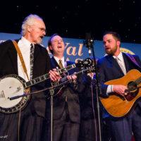 Terry Baucom & The Dukes of Drive at the 2018 Joe Val Bluegrass Festival - photo © Tara Linhardt