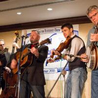 Rock Hearts at the 2018 Joe Val Bluegrass Festival - photo © Tara Linhardt