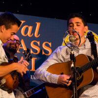 The Zolla Boys at the 2018 Joe Val Bluegrass Festival - photo © Tara Linhardt