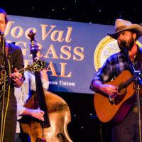 Town Mountain at the 2018 Joe Val Bluegrass Festival - photo © Tara Linhardt