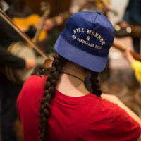 Representin' at the 2018 DC Bluegrass Festival - photo by Jeromie Stephens