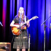 I'm with Her - Sara Watkins, Sarah Jarosz and Aoife O'Donovan at The Bijou Theatre on March 12, 2018 - photo by Alisa B. Cherry