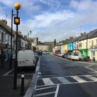 Street view in Ireland (March 2018)