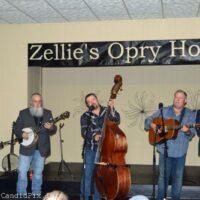 Edgar Loudermilk Band featuring Jeff Autry at the final Zellie's Opry House show (March 31, 2018) - photo © Bill Warren