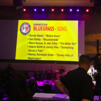 Bluegrass Song category at the 2018 Independent Music Awards (March 31, 2018)