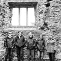 East Of Monroe visit an Irish castle (April 2018)