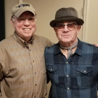 Terry Herd and Bernie Taupin 2018