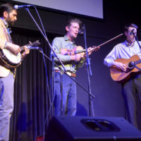 Downhill Strugglers at the 2018 Georgia String Band Festival - photo by Bobby Moore