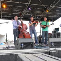 Balsam Range at the 2018 Old Settlers Music Festival