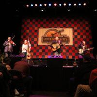 Borderline plays Bluegrass & BBQ at Silver Dollar City (May 2018) - photo by Michael Cignoli