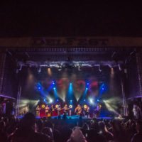 Bluegrass Congress at DelFest 2018 - photo by Brady Cooling