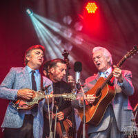 Del McCoury Band at DelFest 2018 - photo by Brady Cooling